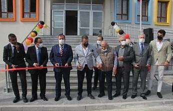 Hatice ve Mehmet Döğme İlkokulu törenle açıldı