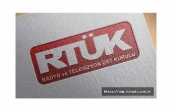 RTÜK, yerel radyo ve televizyonların kanal/frekans taksit ücretlerini 4 ay erteledi
