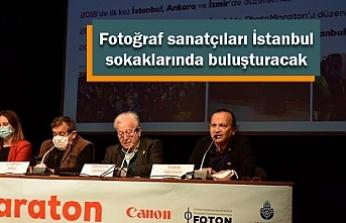 PhotoMaraton fotoğraf sanatçılarını İstanbul sokaklarında buluşturacak