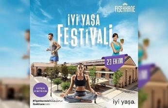 Yogadan, pilatese 'iyi yaşa festivali'