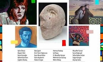 İstMarina Sanat'ta karma resim ve heykel sergisi açılıyor
