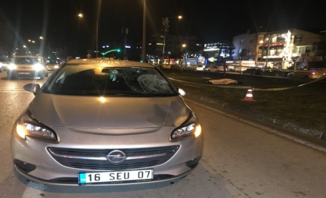 Bursa'da feci kaza! 1 kişi hayatını kaybetti