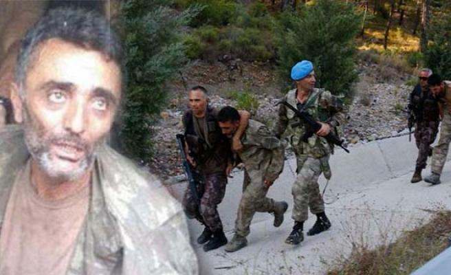 Cumhurbaşkanı Erdoğan'a suikast düzenleyenleri yakalayan özel harekatçılar Afrin'de