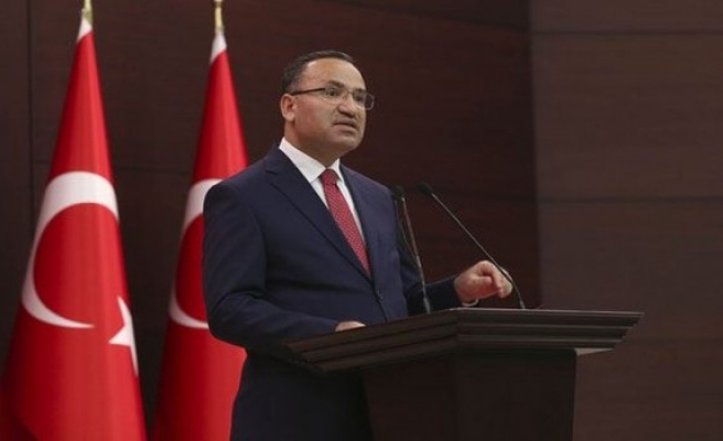 Hükümet Sözcüsü Bozdağ'dan, Zeytin Dalı Harekatı'na dair flaş açıklama