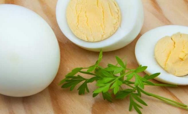 Yumurta ve karnitin tüketiminie dikkat!