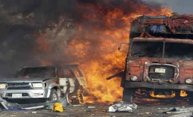 Somali'deki bombalı saldırı