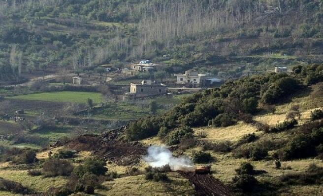 Afrin Operasyonu'nda kilit noktalardan biri olan köy alındı