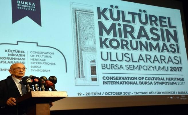 Kültürel miras Bursa'da korunuyor