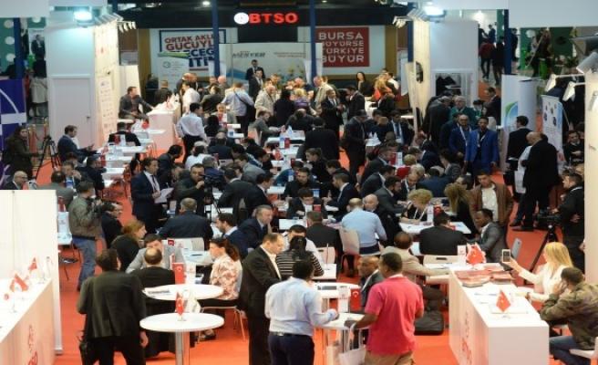 Bursa'nın fuarcılık kimliği güçleniyor