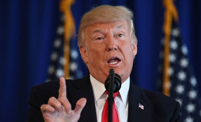 ABD başkanı Trump Seul'de sert konuştu