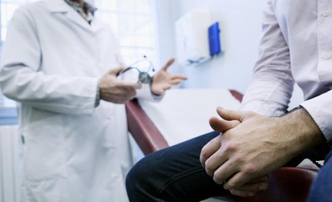 Prostat irsi olabilir