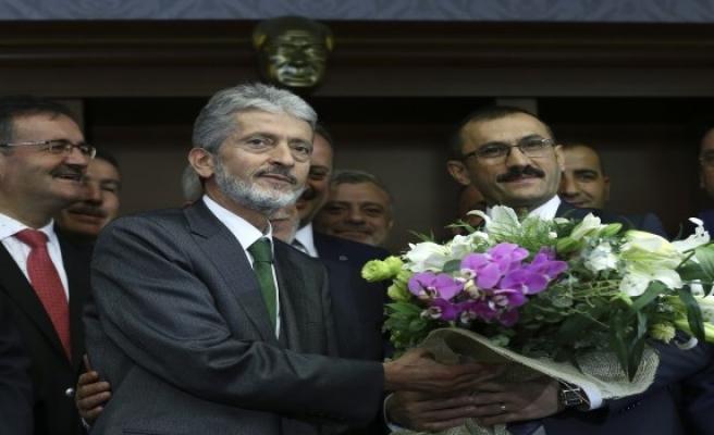 Ankara'nın yeni  başkanı Tuna