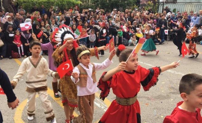 Dünya çocukları 23 nisanda Bursa'da buluşuyor
