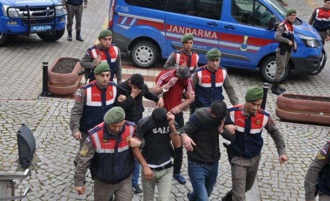 200 güvenlik kamerası maskeli hırsızları yakalattı