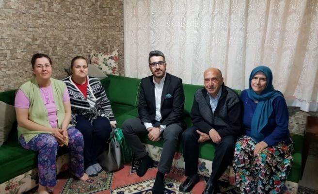Ak Parti, Bursa'da çalınmayan kapı bırakmayacak