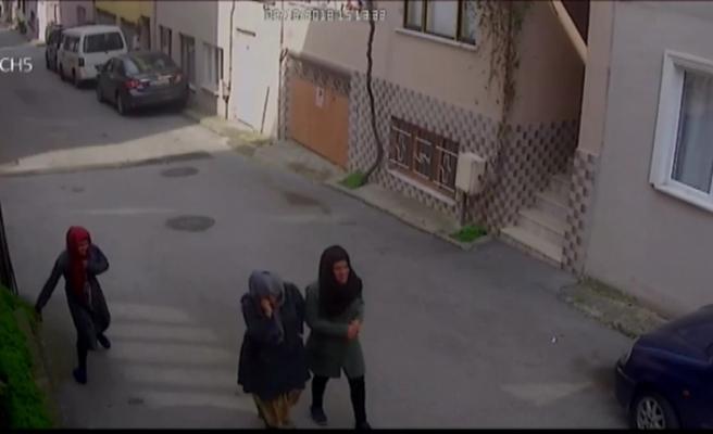 Kurnaz hırsızlar, topal numarası yapıp polisi kandırmaya kalktı