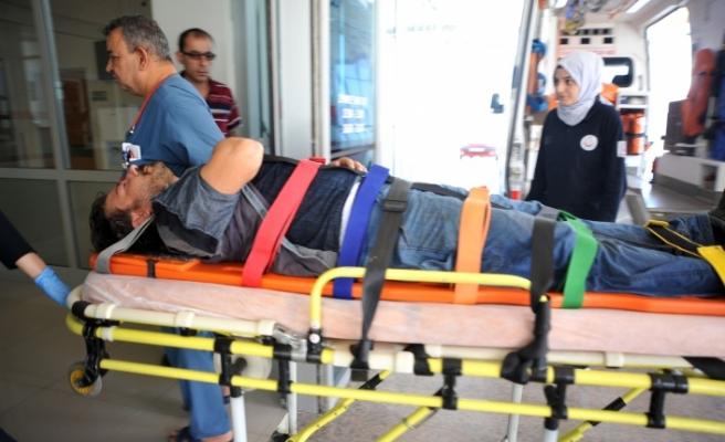 Orhangazi'de tanker faciası: 3 yaralı