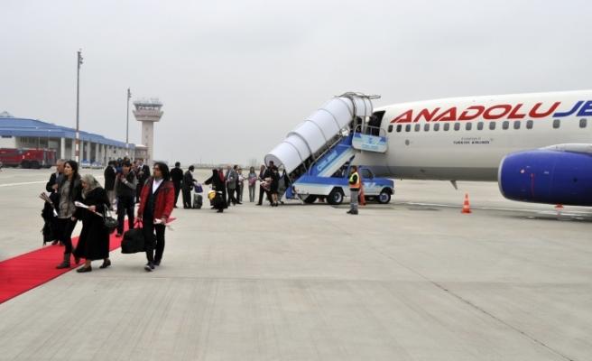 Yenişehir Havaalanı standartları yükseltiyor