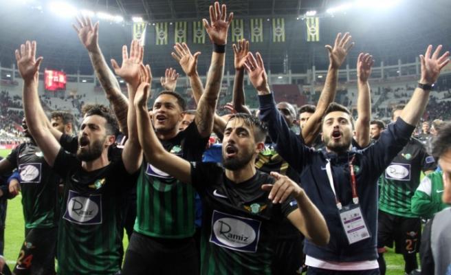 Ziraat Türkiye Kupası Akhisar'ın
