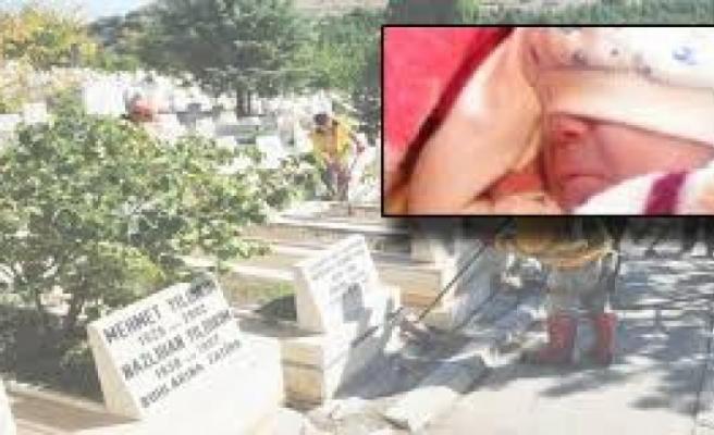 112 hayat kurtardı... Öldü sanılan bebeğin yaşadığı mezarlıkta anlaşıldı