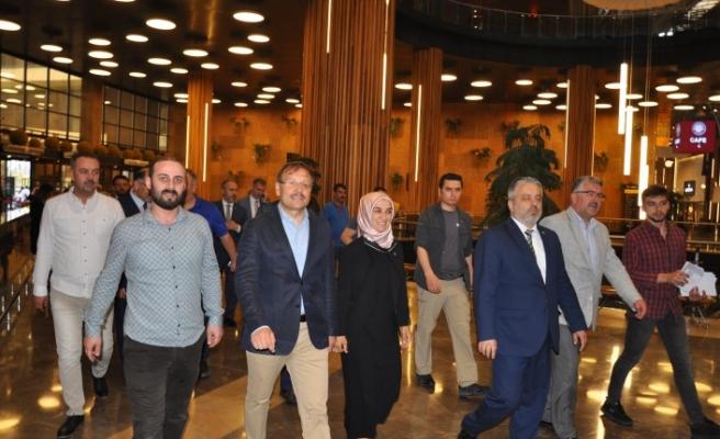 """Başbakan Yardımcısı Hakan Çavuşoğlu: """"Türkiye'yi şaha kaldıracağız"""""""
