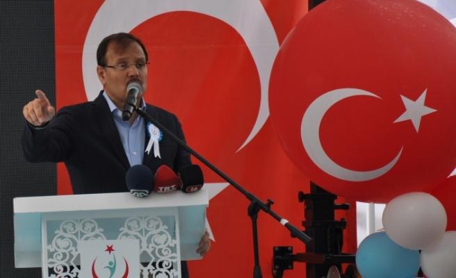 """Çavuşoğlu: """"Marifet iltifata tabidir, bizim iltifatımız da sandıktır"""""""