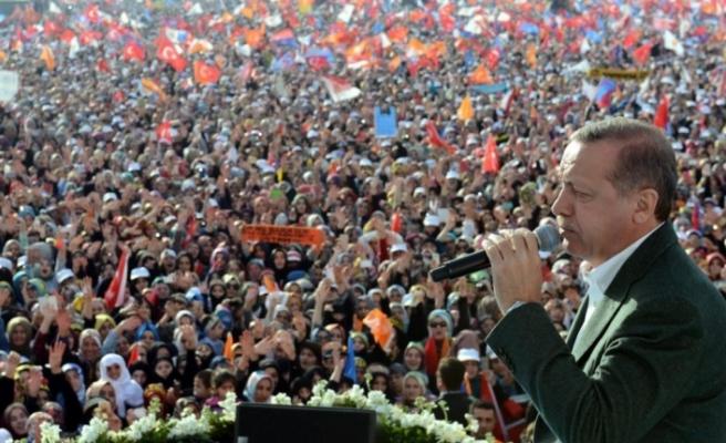 Cumhurbaşkanı Erdoğan'dan 'prompter' iddialarına sert yanıt