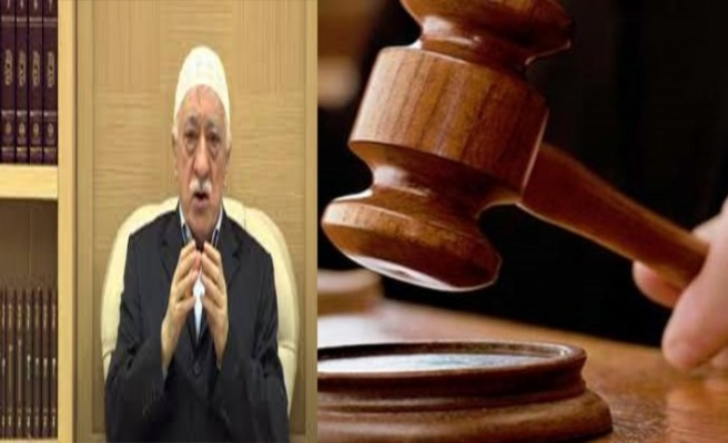 FETÖ yargılanan 38 sanık için karar verildi