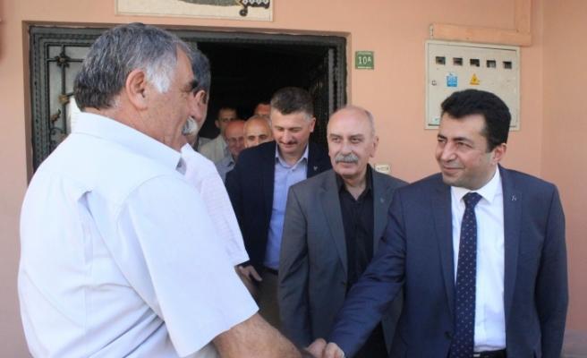 MHP, Bursa'da çalışmalarına ara vermeden devam ediyor