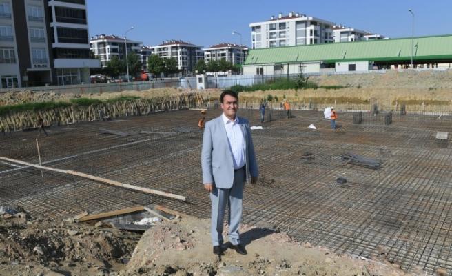 Osmangazi'nin gururu Soğanlı Kentsel Dönüşüm Projesi 5. etapta