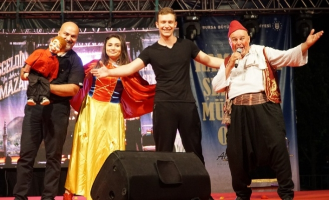 Şehr-i Ramazan'a muhteşem final