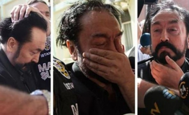 Adnan hoca örgütünün sapık faaliyetleri mide bulandırıyor... Ceza alan kadına 24 saatte 20 erkek tecavüz ediyordu