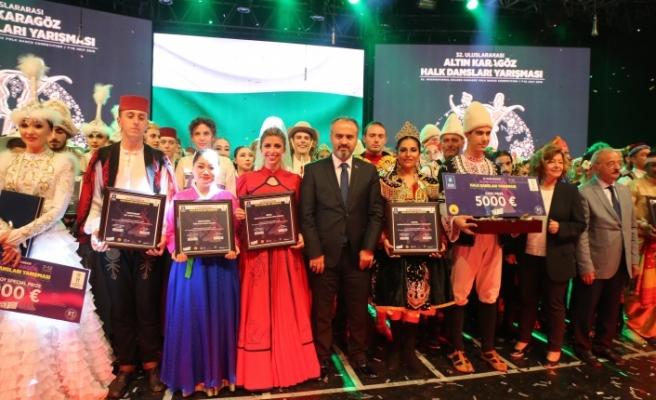 'Altın Karagöz' Bulgaristan'ın