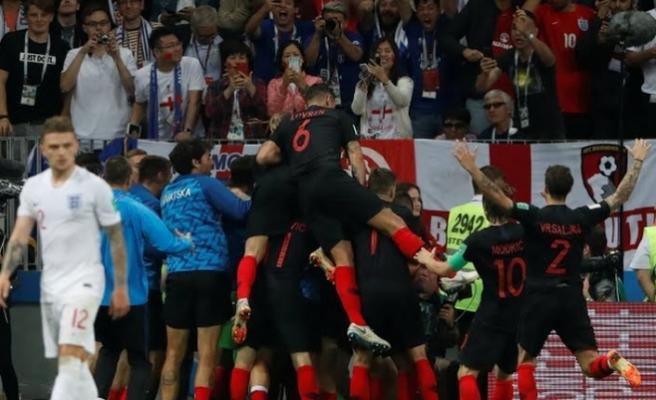 Dünya Kupası'nda finale kalan isimler belli oldu