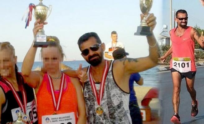 Ödüllü maratoncu katil çıktı... Sahte kimlikle saklanmış...