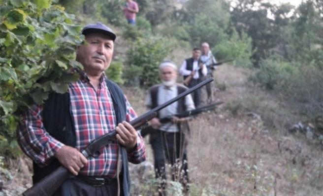 Bursa'da bu köy uyku uyuyamıyor! Silahlanıp nöbete başladılar