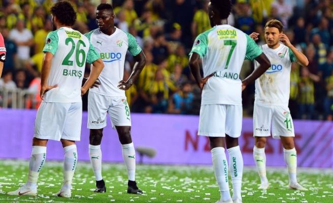 Fenerbahçe Bursaspor karşısında avantajı kaptı