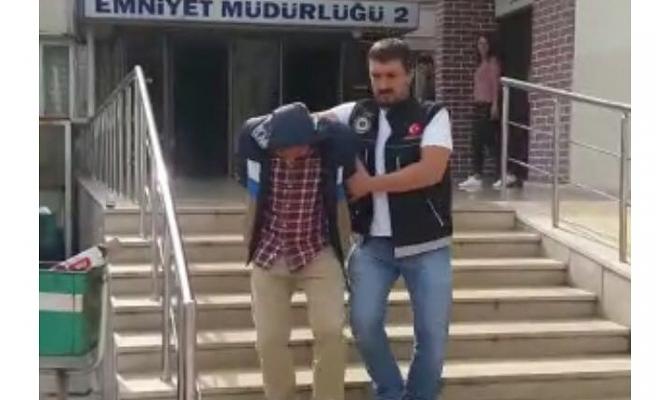 Bursa'da 6 kilo esrarla böyle yakalandı!