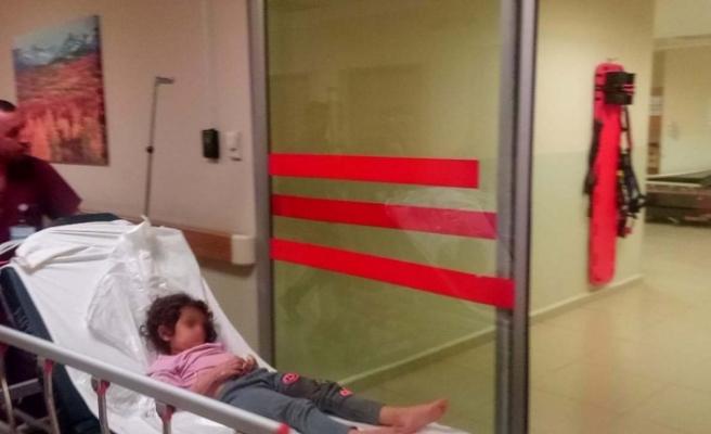 Bursa'da 3 yaşındaki çocuk balkondan düştü!