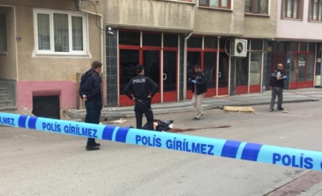 Bursa'da korkunç cinayet!