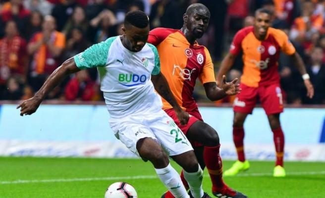 Bursaspor, Galatasaray'ı elinden kaçırdı!