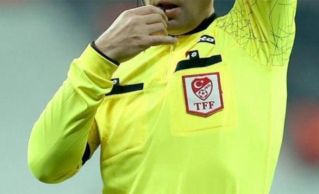 İşte Bursaspor-Ankaragücü maçının hakemi!