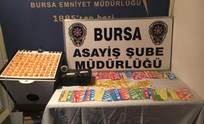 Bursa'da 79 kişiye 20 bin lira ceza kesildi!