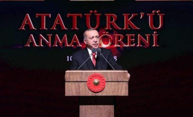 Cumhurbaşkanı Erdoğan: PKK elebaşları için ödül koyanlar arka planda iş tutuyor