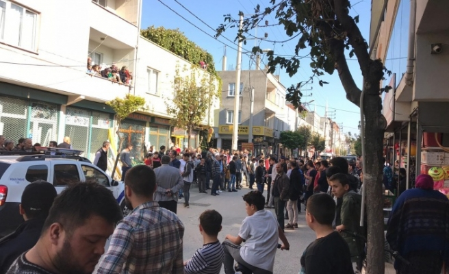 Millet Mahallesi'nde Suriyeli gerginliği...
