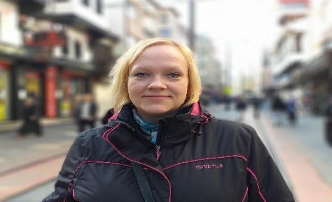 Alman kadın 6 aylığına geldiği Bursa'dan 8 yıldır ayrılamıyor