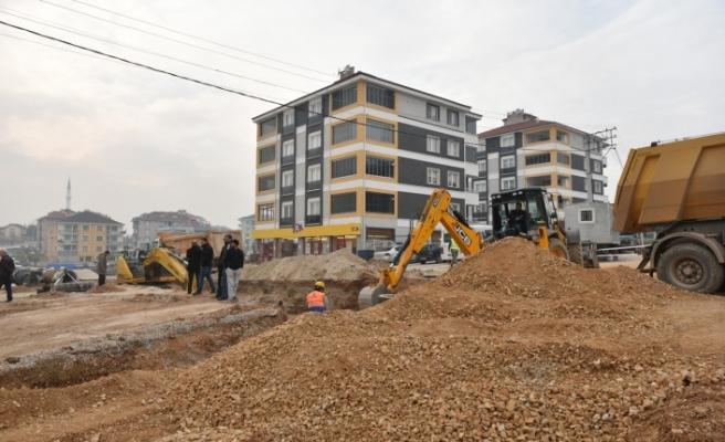 Bursa'nın o ilçesinde su baskınları tarihe karışıyor