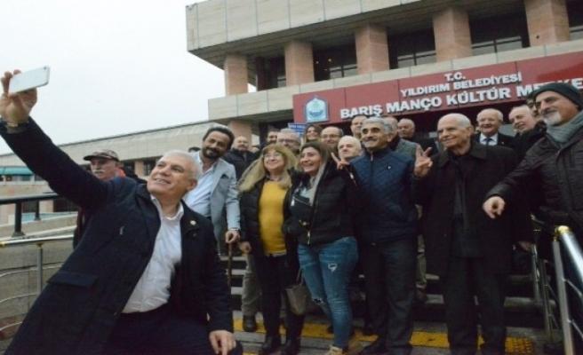 """Bozbey: """"Bursa'nın 17 ilçesinde de dönüşümü gerçekleştireceğiz"""""""