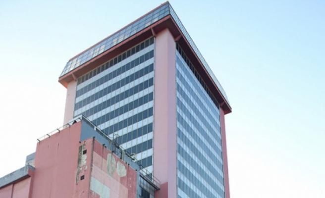 Tower Plaza yıkılıyor!