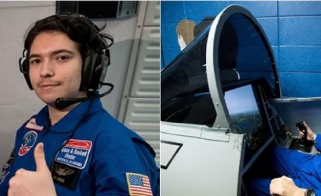 ABD'de gercekleşen uzay kampına iki Türk liseli konuk oldu